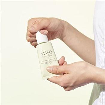 Shiseido Waso Color Smart Day Moisturizer SPF30 Oil-Free