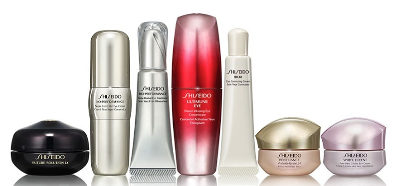 shiseido future solution lc bio performance glow revival ultimune eye ibuki eye benefiance eye anti dark