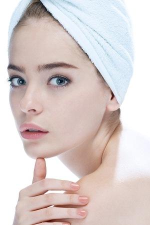 Temizlik yüz maskesi. Doğru şekilde uygula