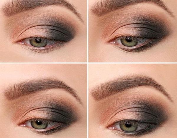 Birbirine yakın gözler nasıl makyaj yapmalı