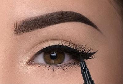 Nars Eyeliner Uygulaması
