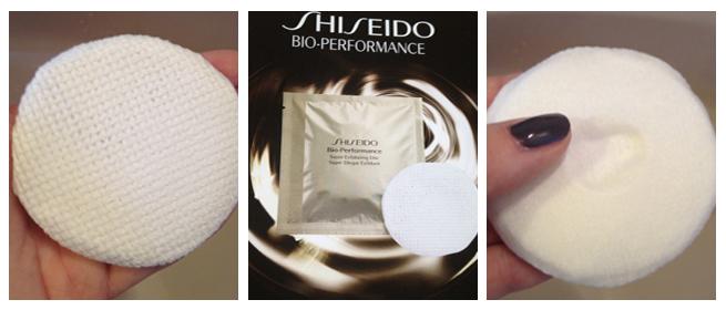 Shiseido peeling