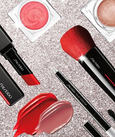 Shiseido new make up collection